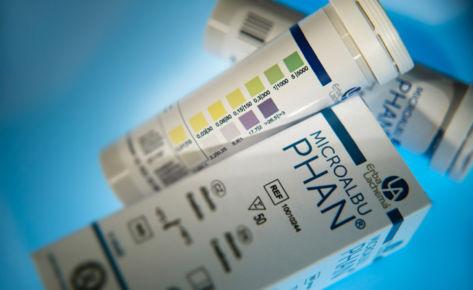 Диагностические тест-полоски Erba PHAN и PHAN LAURA