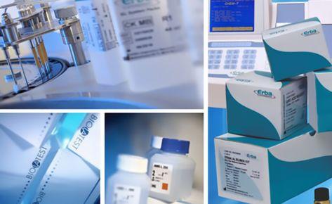 Биохимические диагностические наборы Erba BIO-LA-TEST и IMU-LA-TEST