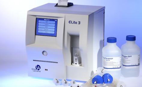 Автоматический гематологический анализатор Erba ELite 3