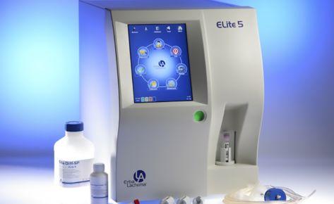 Автоматический гематологический анализатор Erba ELite 5