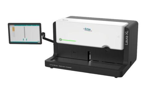 Автоматическая станция анализа мочи Erba Laura XL Line