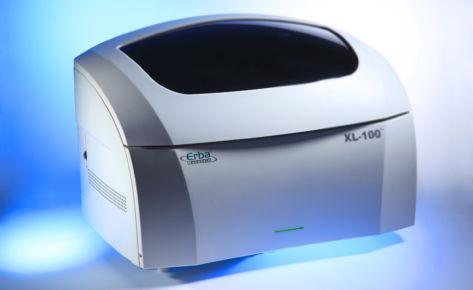 Erba XL-100 — автоматический биохимический анализатор