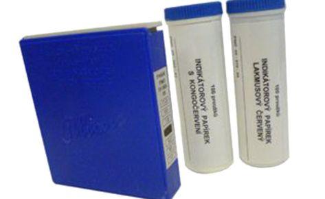 Индикаторные полоски PHAN для определения pH и индикации веществ